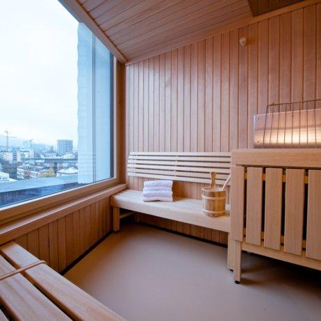 Vision Apartments Zürich Sauna