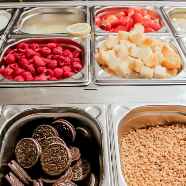 Woop Woop Ice Cream Eiscreme Berlin Zutaten