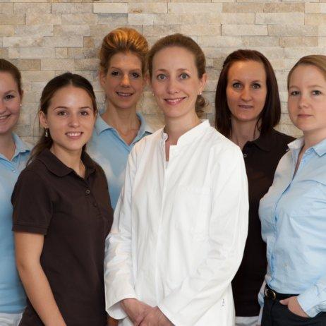 Decamed und Decaspa Zürich Team