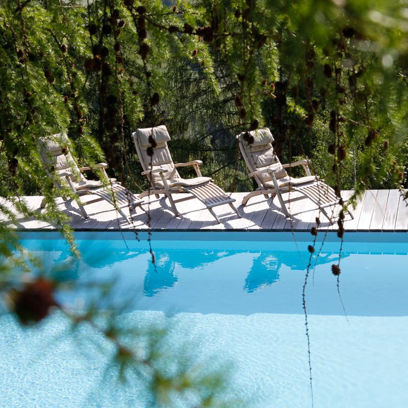 Bad Dreikirchen Gasthof Südtirol Barbian Pool