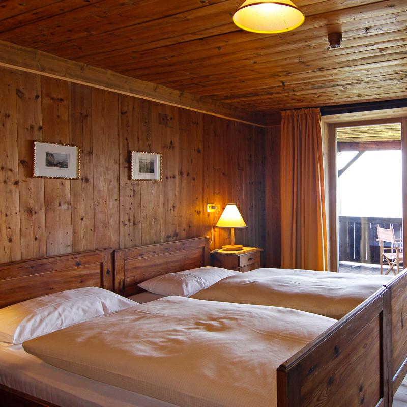 Bad Dreikirchen Gasthof Südtirol Barbian Doppelzimmer
