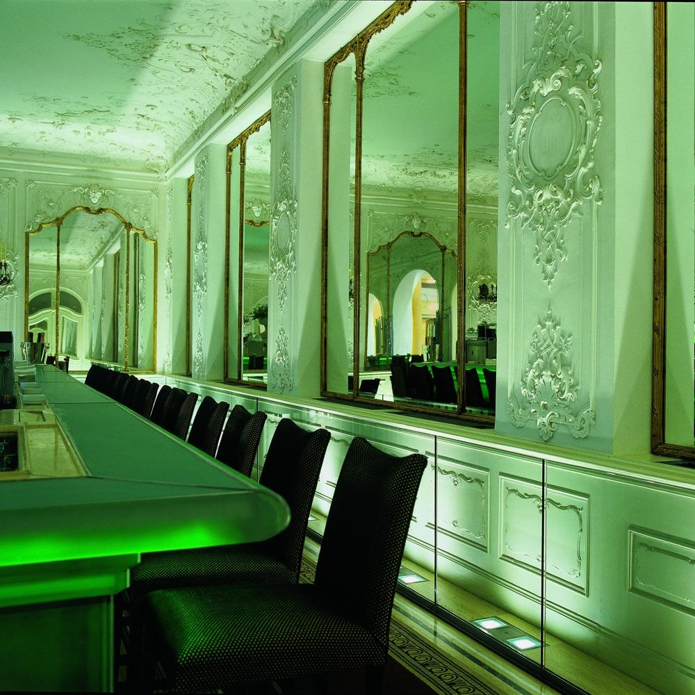 Bayerischer Hof Luxushotel München Tafel
