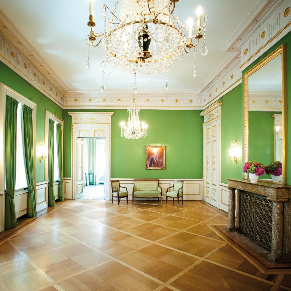 Bayerischer Hof Luxushotel München Saal