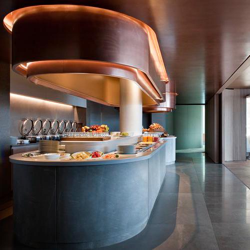 Bayerischer Hof Luxushotel München Dachgarten Bar