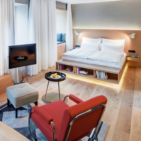 Restaurant Guest House Wien Doppelzimmer