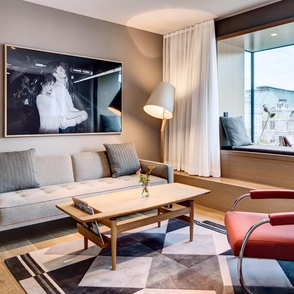 Hotel Guest House Wien Zimmer