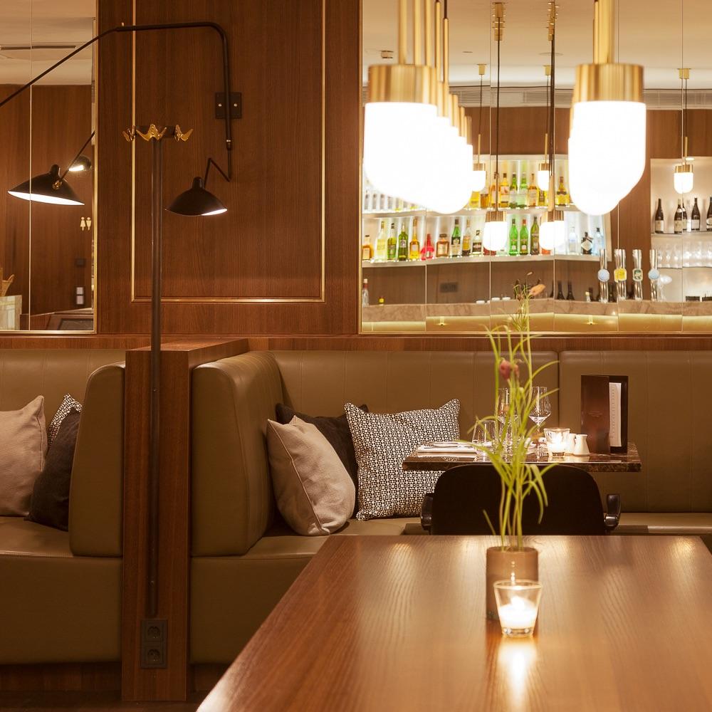 Restaurant Guest House Wien Gastraum