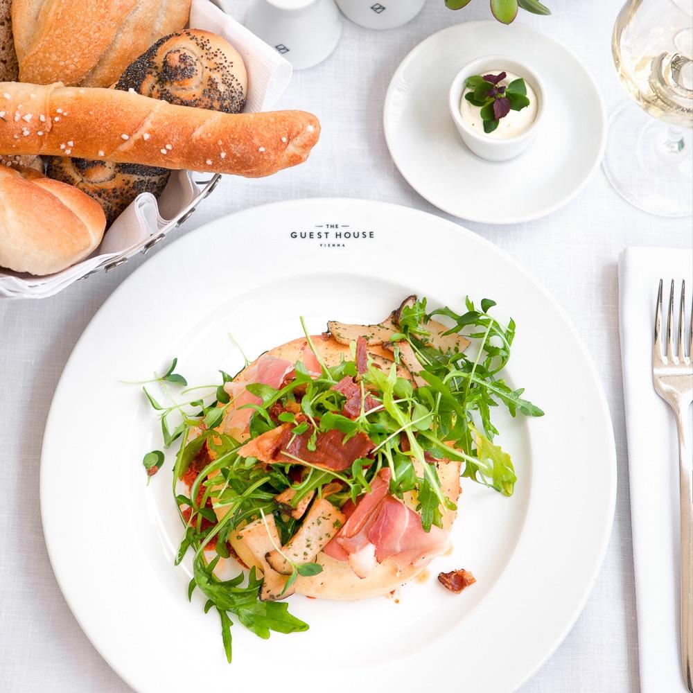 Restaurant Guest House Wien Vorspeise