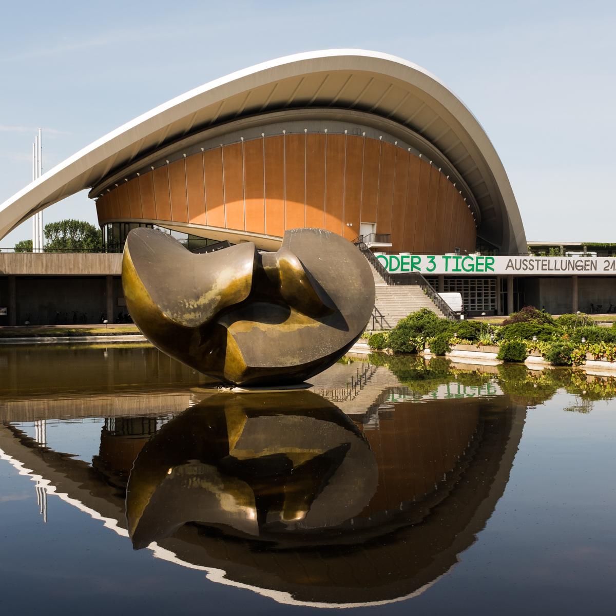 Haus der Kulturen der Welt HKW Berlin
