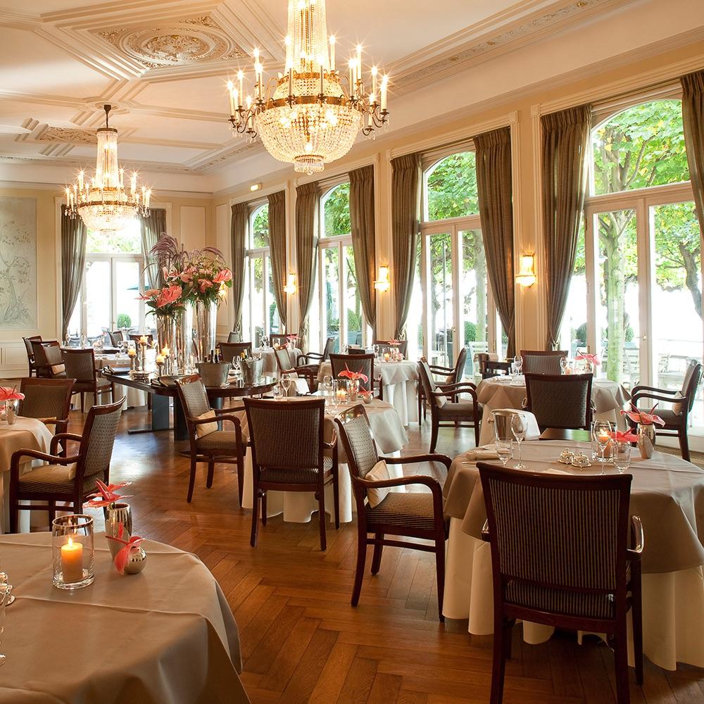 Jacobs Restaurant Hamburg Gastraum