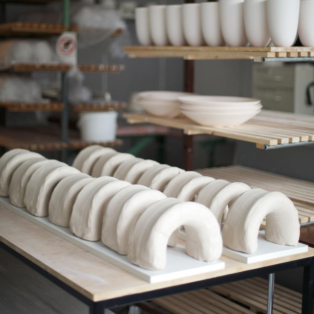 Schoemig Porzellan Werkstatt Berlin Fertigung