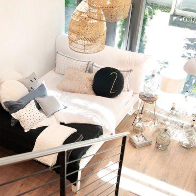 sunday in bed schwabing creme guides. Black Bedroom Furniture Sets. Home Design Ideas