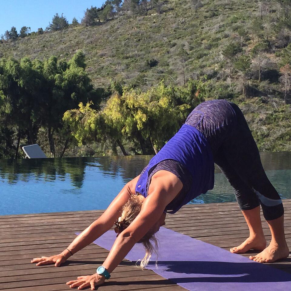 Top Hill Retreats Boot Camp Yoga Ibiza