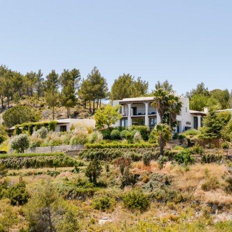 Top Hill Retreats Ibiza Landschaft