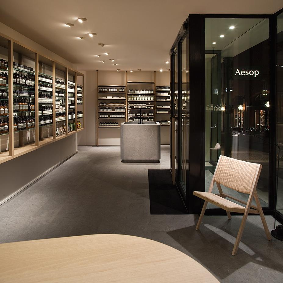 Aesop Store und Spa ABC-Viertel Hamburg Shop