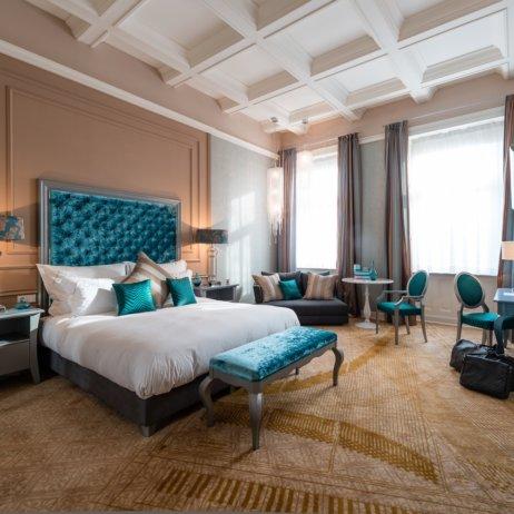 Aria Hotel Budapest Doppelzimmer