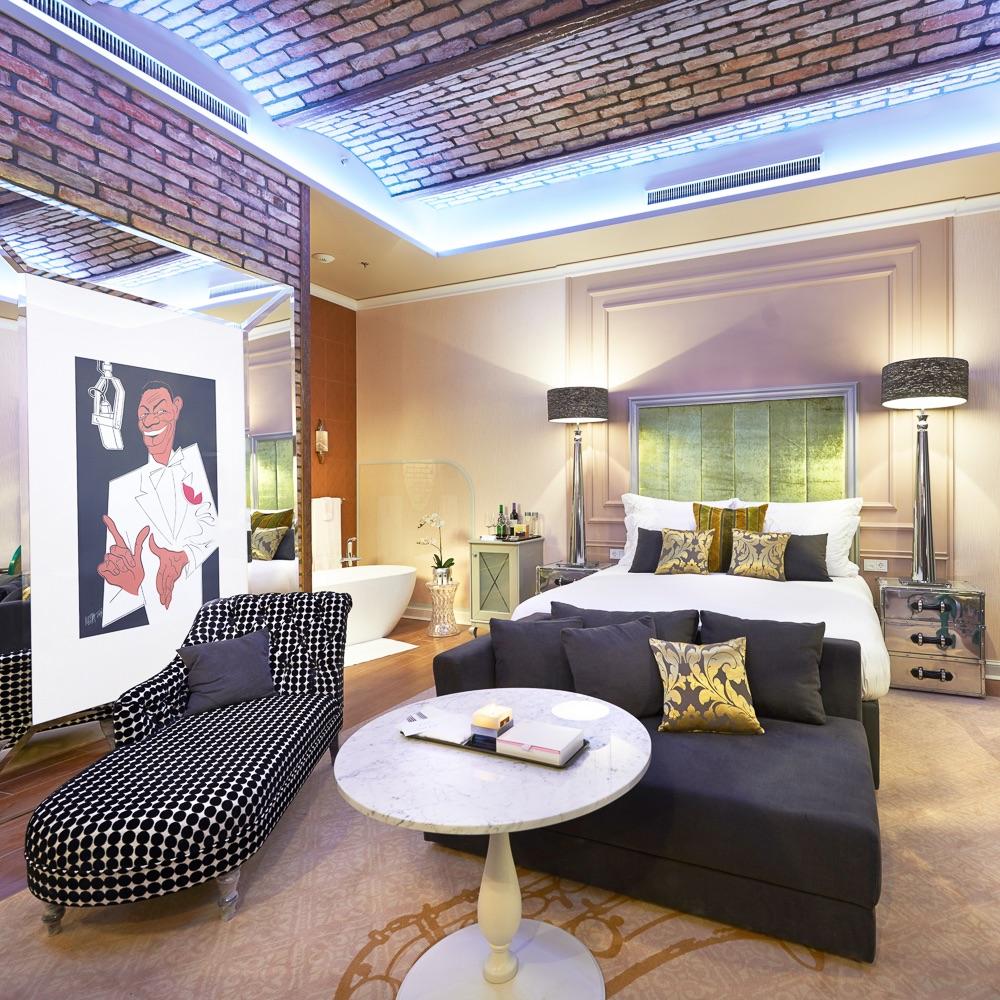 Aria Hotel Budapest Zimmer
