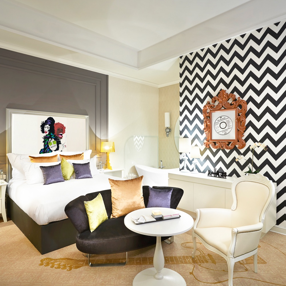 Aria boutique hotel budapest creme guides for Boutique hotel budapest