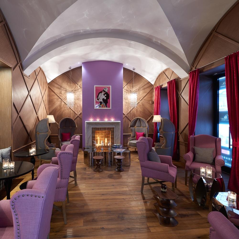 Aria Hotel Budapest Lounge