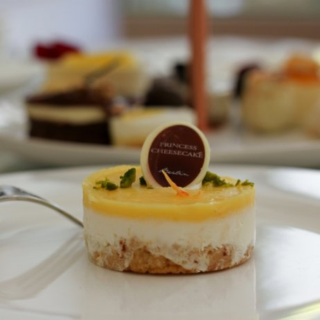 Dining Days Princess Cheesecake Törtchen