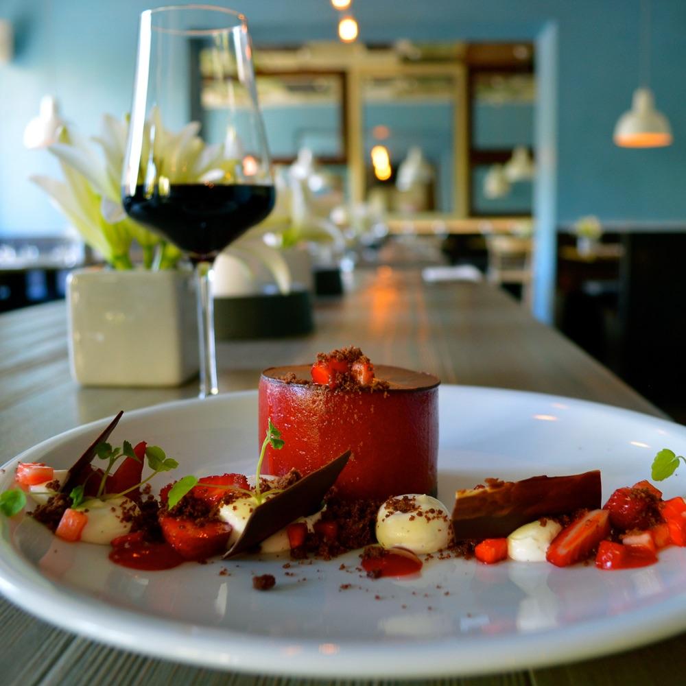 Kopps veganes Restaurant Berlin Mitte Dessert