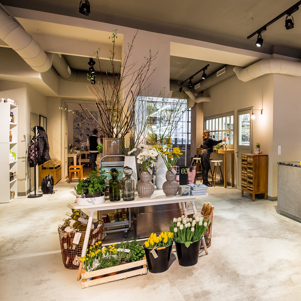 Marco Simonis Wien Feinkostladen Blumen