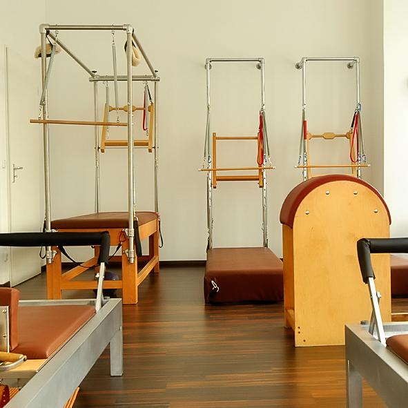 Senso Pilates Haltungsschule Berlin Steglitz Übungsgeräte
