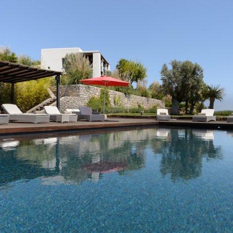 Top Hill Retreats Ibiza Pool