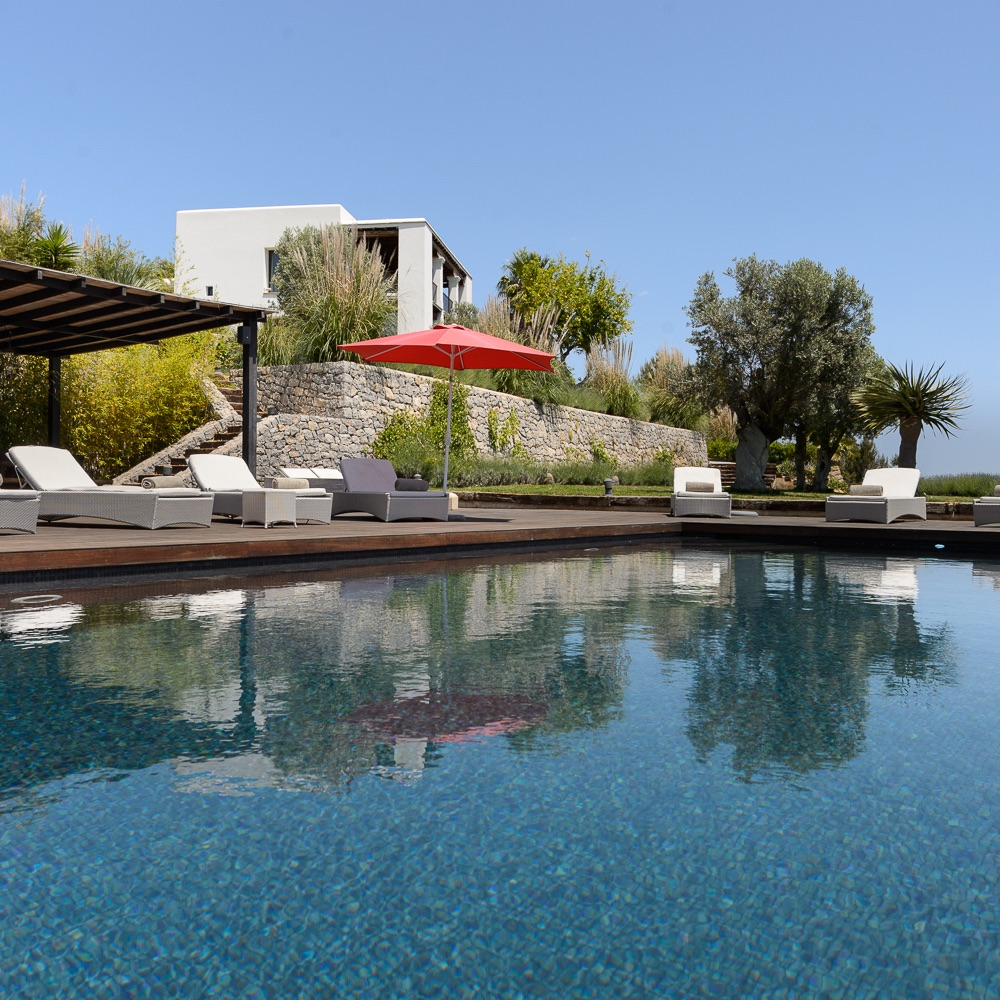 Top Hill Retreats Ibiza Pool