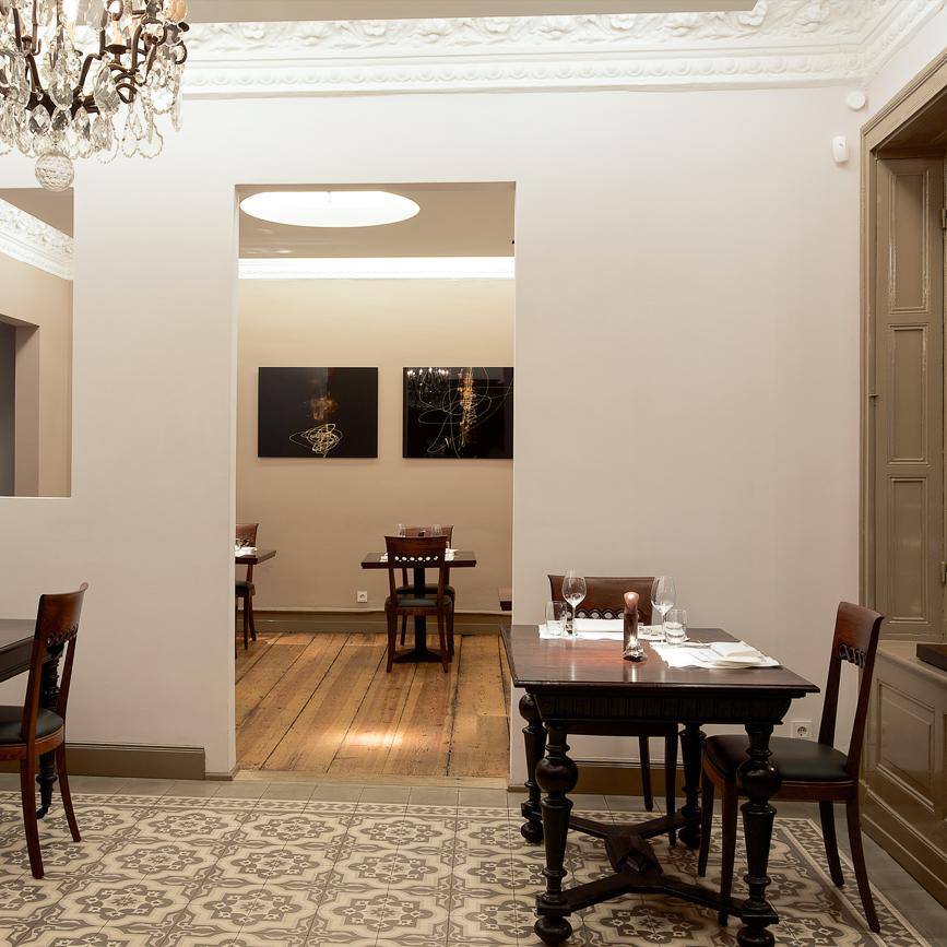 Anna Sgroi italienisches Restaurant Innenraum