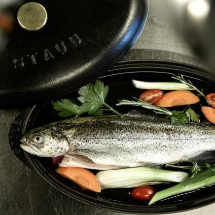 Anna Sgroi italienisches Restaurant Hamburg Fisch