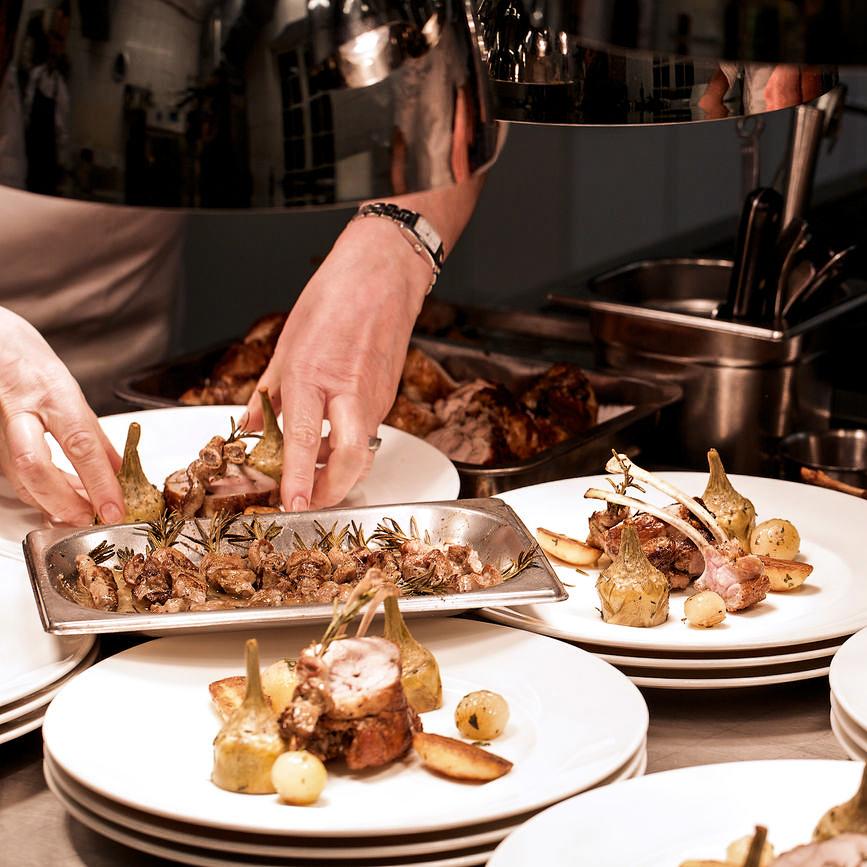 Anna Sgroi italienisches Restaurant Hamburg Gerichte