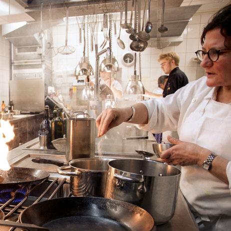 Anna Sgroi italienisches Restaurant Hamburg Küche