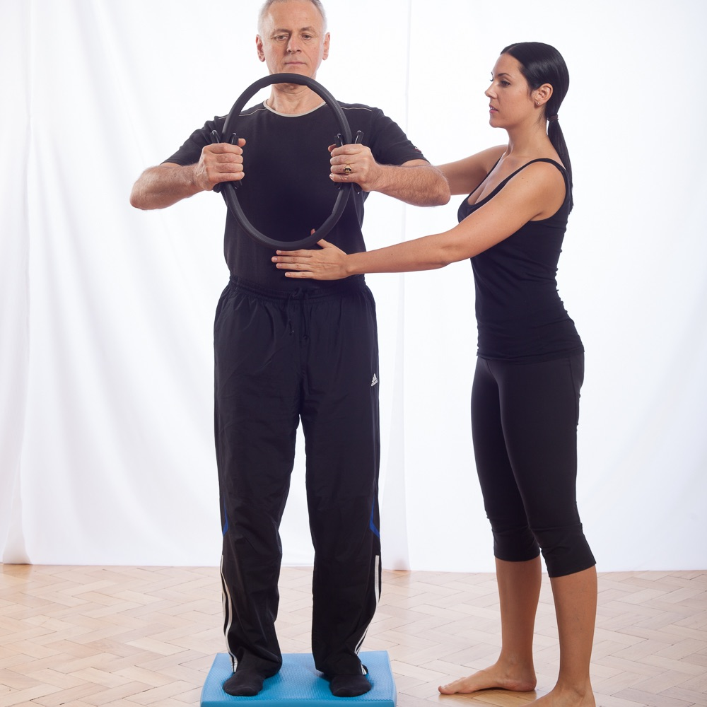 Anna Wolkerstorfer Pilates Wien Muskeltraining