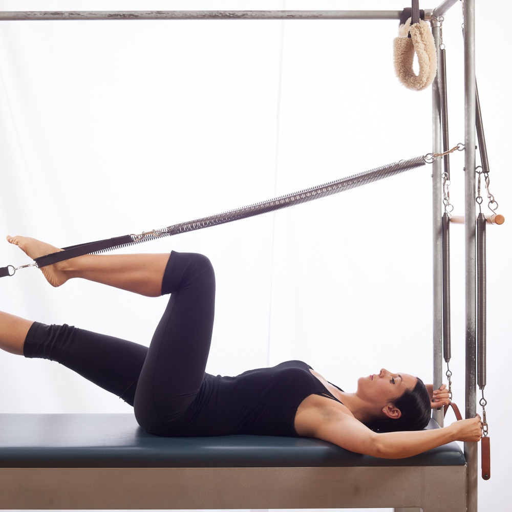 Anna Wolkerstorfer Pilates Wien Training