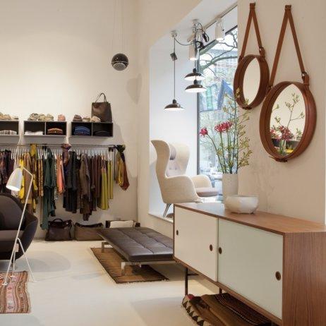 Falkenberg Concept Store München Spiegel