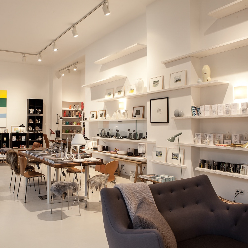 Falkenberg Concept Store München Sofa