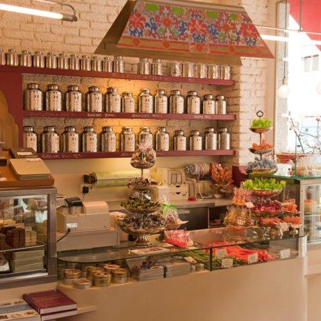 Götterspeise Süßwaren München Auswahl