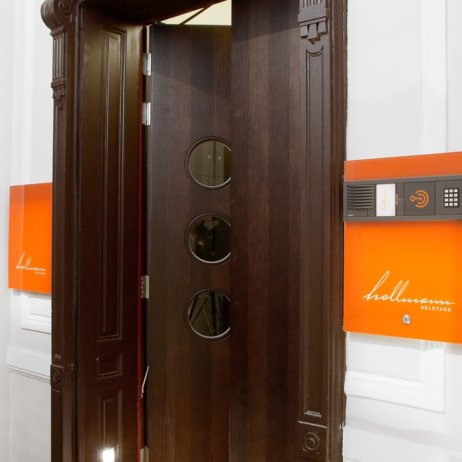 Hollmann Beletage Hotel Wien Tür