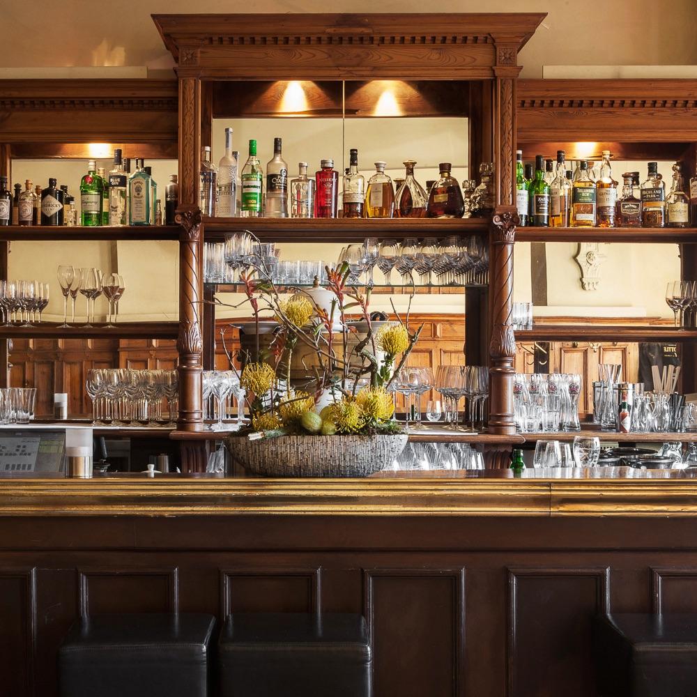 Horvath Restaurant Berlin Kreuzberg Bar