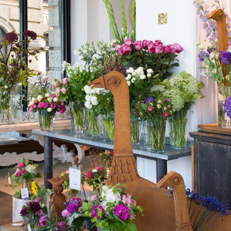 Kokon Interior Shop München Blumen