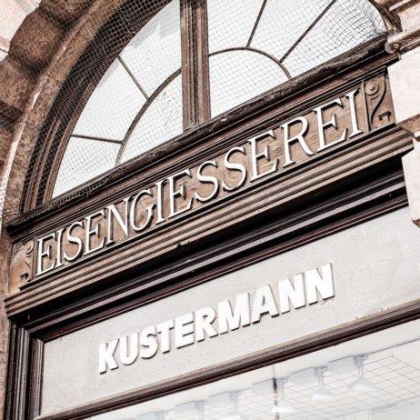 Kustermann Fachgeschäft München Fassade