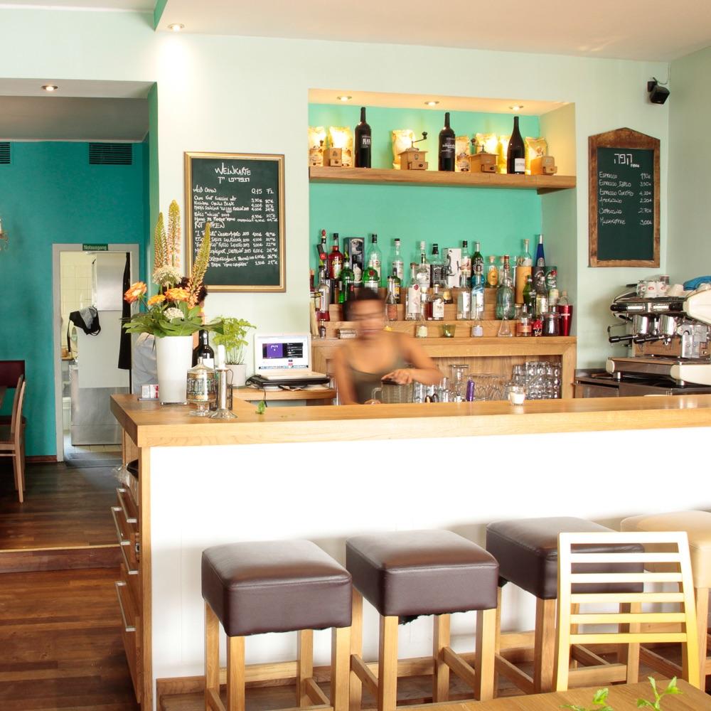 Nana Meze Restaurant München Einrichtung