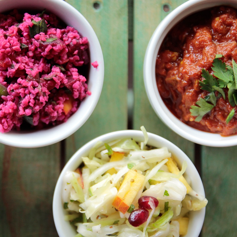 Nana Meze Restaurant München Salate