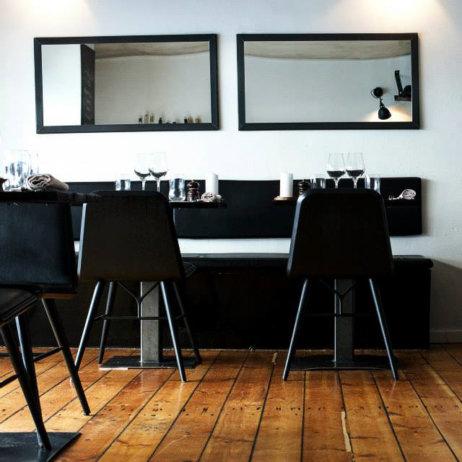 Rebel Restaurant Kopenhagen Interieur