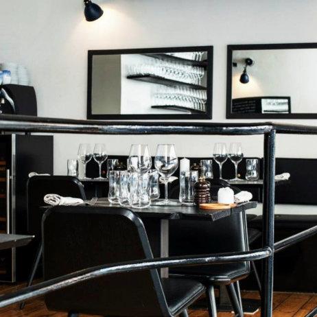 Rebel Restaurant Kopenhagen Innenraum