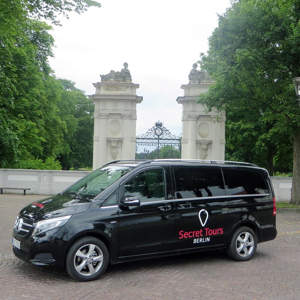 Secret Tours Stadtrundfahrten Berlin Wagen