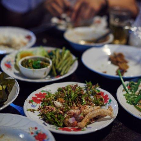 Soi Thai Pop Up Zürich Gerichte