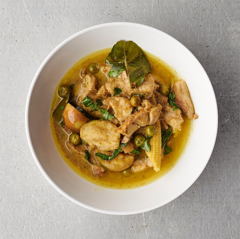 Soi Thai Pop Up Zürich Curry