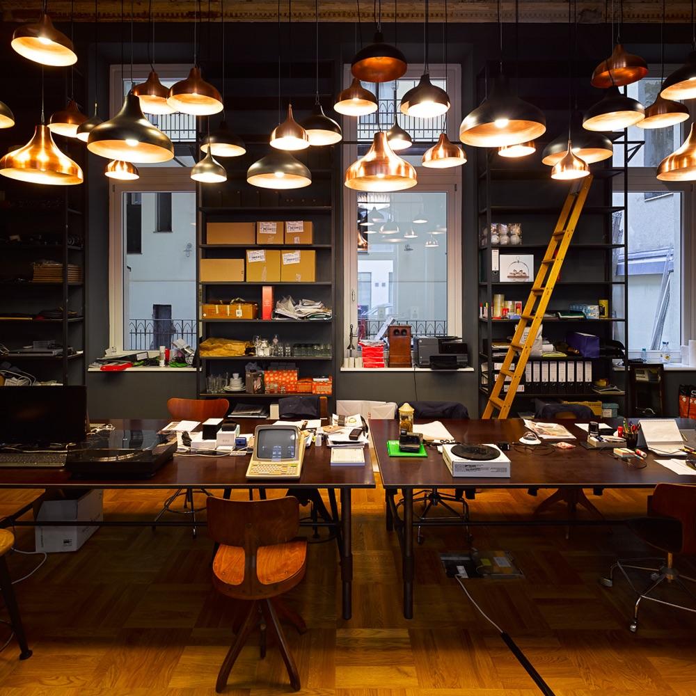 Supersense Store Wien Lampen
